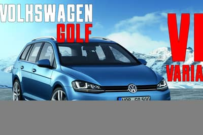 2014 Volkswagen Golf VII Variant Pictures, Photos, Wallpapers and Videos.