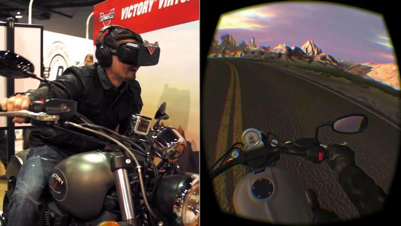 Video: Victory Motorcycle Presents Virtual Ride to Sturgis