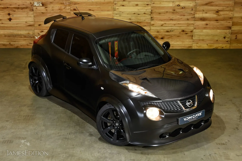 Crazy Car for Sale: R35-Powered 2019 Nissan Juke GT-R