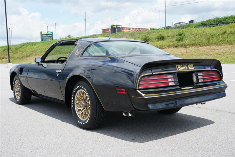 You Could Buy Burt Reynolds' 1978 Pontiac Firebird Trans Am