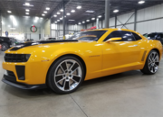 The Transformers Bumblebee Camaros Are Going Up for Auction, But There's a Catch - image 812799