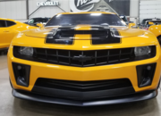 The Transformers Bumblebee Camaros Are Going Up for Auction, But There's a Catch - image 812801