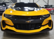 The Transformers Bumblebee Camaros Are Going Up for Auction, But There's a Catch - image 812800