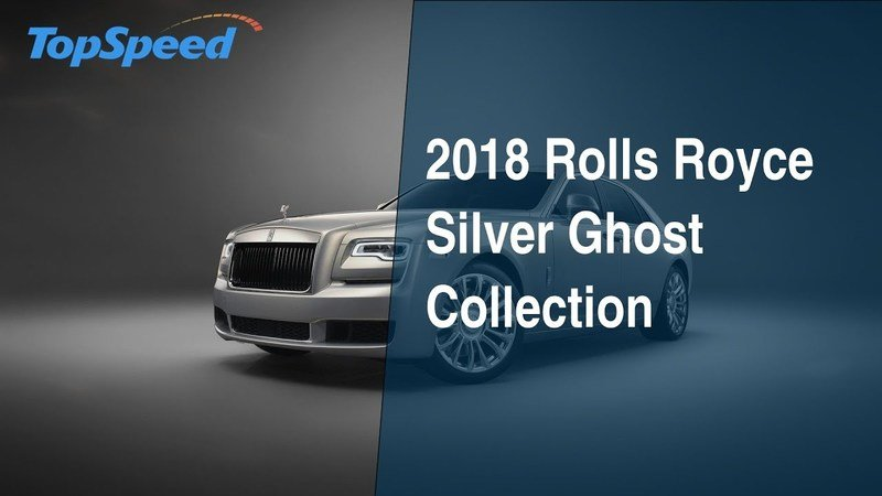 2018 Rolls Royce Silver Ghost Collection