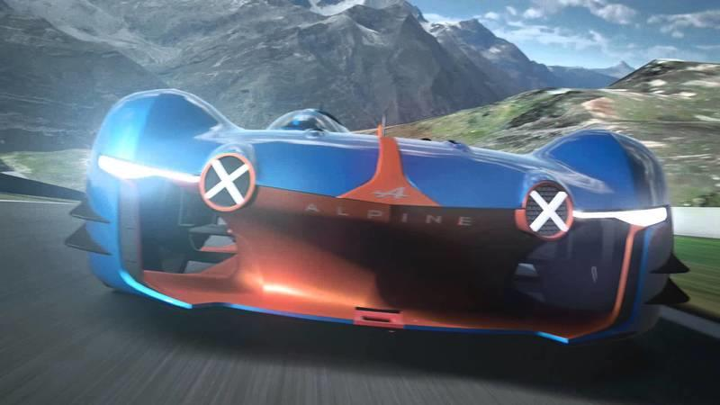 The Making Of The Alpine Gran Turismo: Video