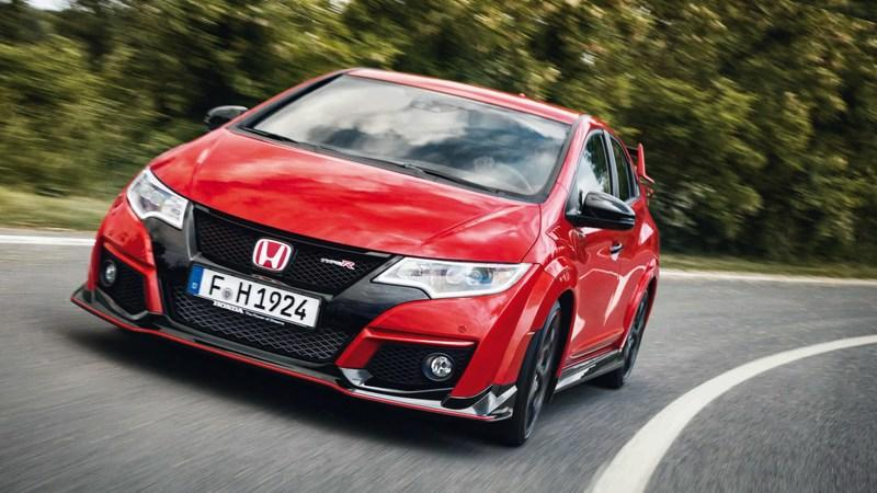 Honda Civic Type R First Drive: Video