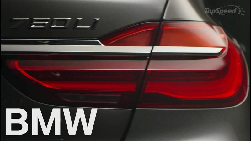 BMW Leaves Unwanted Easter Egg in Latest 7 Series Teaser: Video