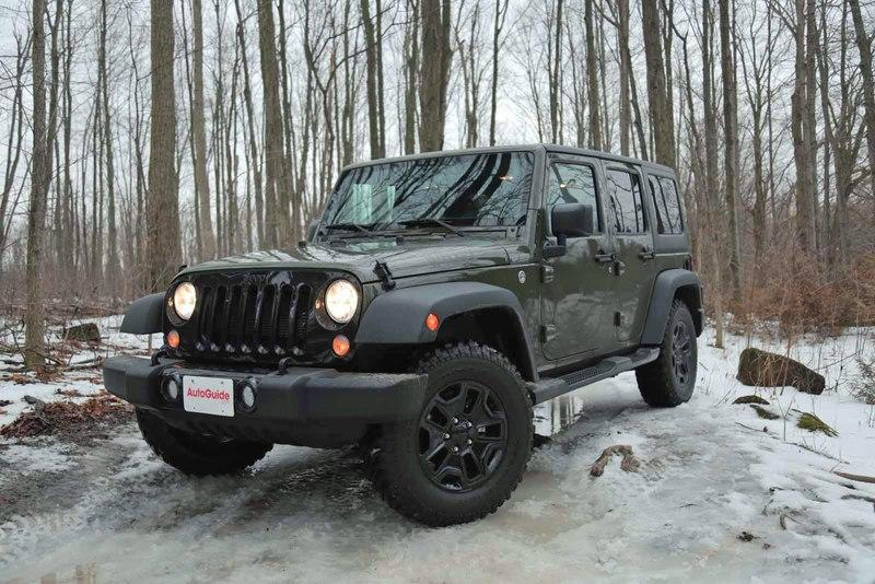 AutoGuide Gets Acquainted With The Jeep Wrangler Willys Edition: Video