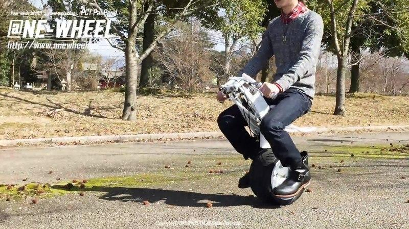 Video: Onewheel Electric Monocycle Will Make Your Day