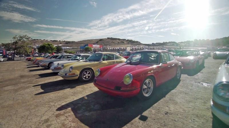 Porsche Explains Why It Created The Rennsport Reunion: Video