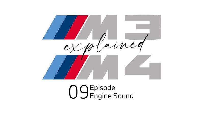 We Bet You Didn't Realize How Much Effort BMW Made to Make the M3 and M4 Sound Amazing
