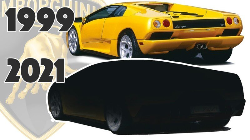 This is Probably What the Lamborghini Diablo Would Look Like if it Was Designed Today