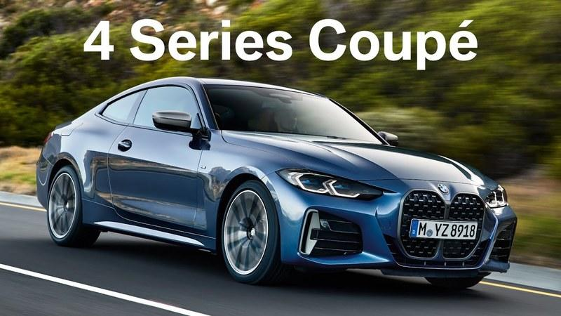 2021 BMW 4 Series Coupé - Everything You Need to Know