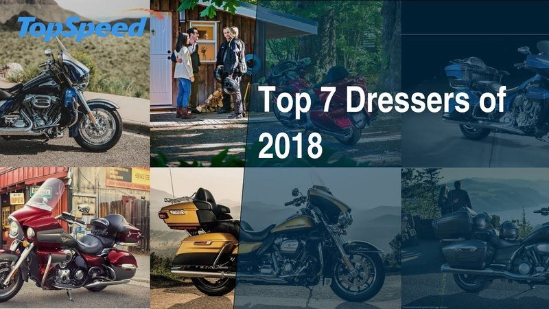Top 7 Dressers of 2018