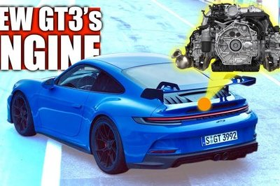 Learn Why the Porsche 911 GT3's Engine Is a Masterpiece of Modern Design
