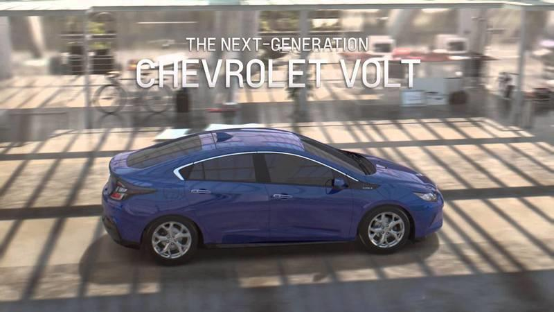 Chevrolet Volt Is