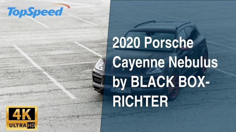 2020 Porsche Cayenne Nebulus by BLACK BOX-RICHTER