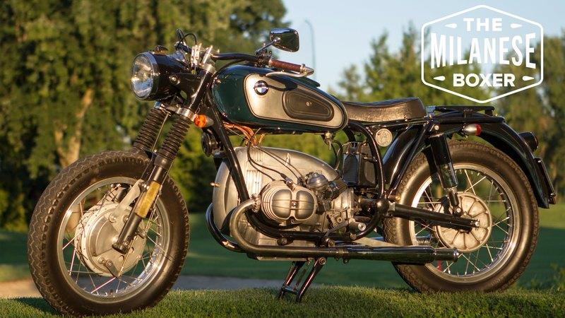 Video: Petrolicious Shows Franco Augello's Style For Motorcycle Customization