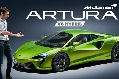 First Walkaround Video Shows Just How Awesome The McLaren Artura Is