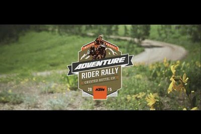 Video: KTM Previews 2015 Adventure Rider Rally