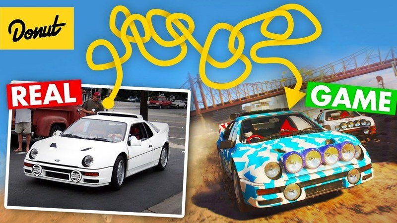 It's Harder Than You Realize To Get Cool, Real-Life Cars Into Racing Games