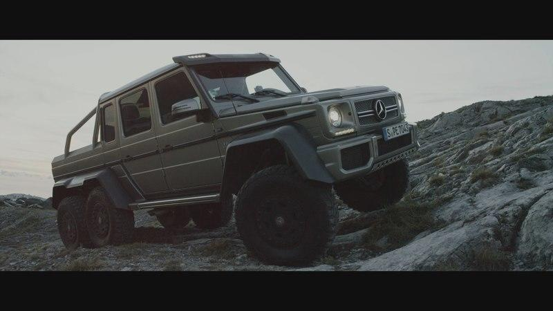 Mercedes-Benz G63 6x6 Is Back In New Promotional Footage: Video