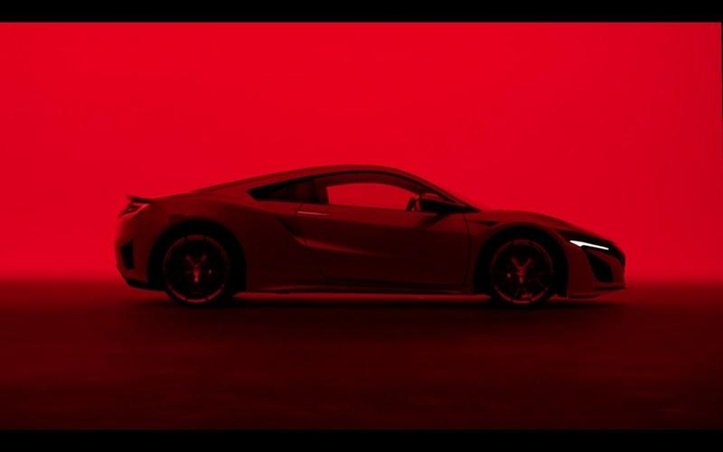 Super Bowl 50: Acura NSX - What He Said: Video