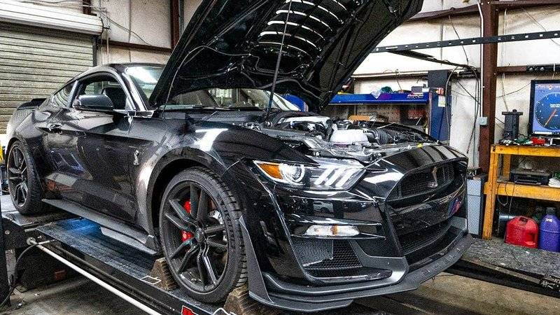 Like the Toyota Supra, the 2020 Shelby Mustang GT500 Could Be More Powerful Than Advertised