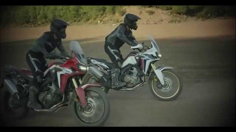 Video: Honda Gives Insightful Promo Of The New Africa Twin