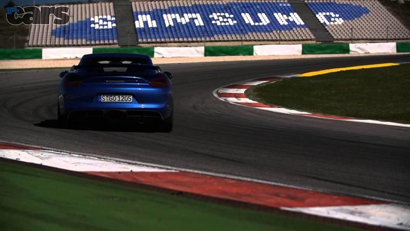 Porsche Cayman GT4 Reviewed By Chris Harris: Video