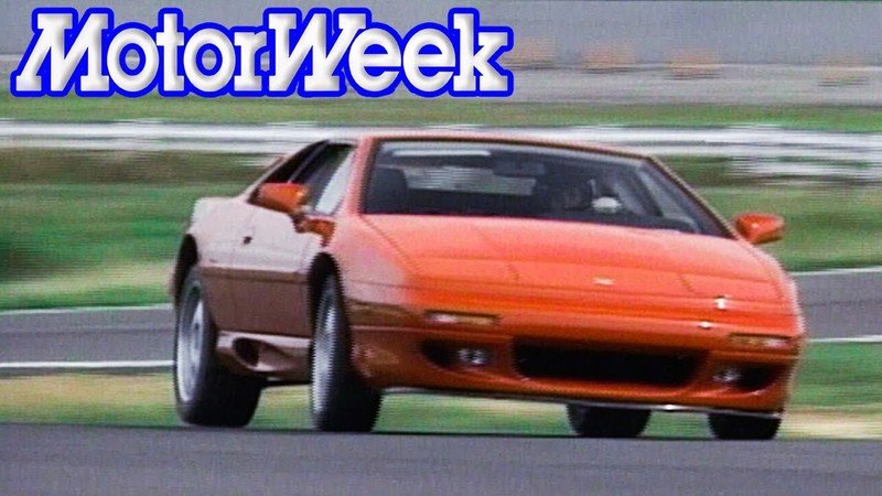 Throwback: 1994 Lotus Esprit S4 Video Review