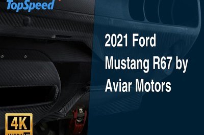 2021 Ford Mustang R67 by Aviar Motors