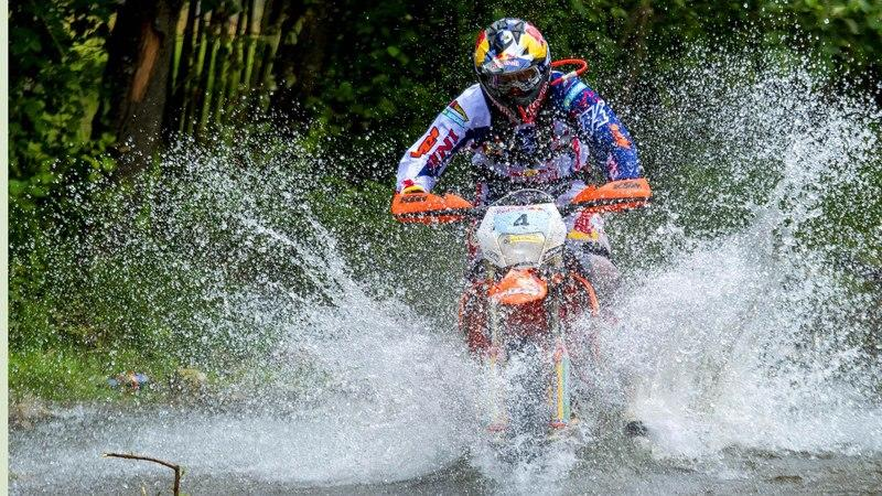 Video: The Red Bull Romaniacs Is Four Days Of Grueling Endurance Racing
