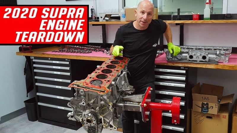 The BMW-Sourced Engine in the 2020 Toyota Supra Might Have More in Common with the 2JZ Than You Think