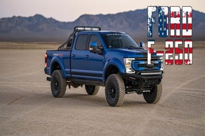2021 Ford F-250 Super Baja by Shelby