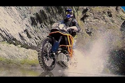 Video: Chris Burch Conquers New Zealand With The KTM 1190 Adventure R