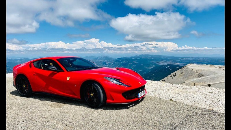 Is the Ferrari 812 Superfast A True GT? A Trip from The UK to France Holds The Answer