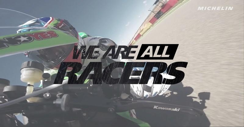 "Video: Michelin Launches We ""Are All Racers"" Web Series"