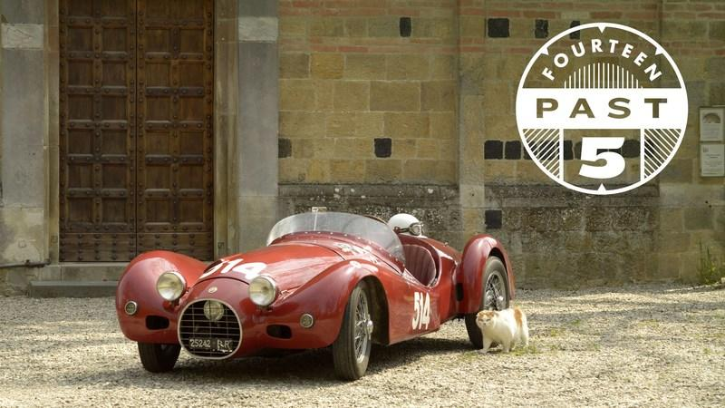 Petrolicious Pays Tribute To Fiat 1100 by Stanguellini: Video
