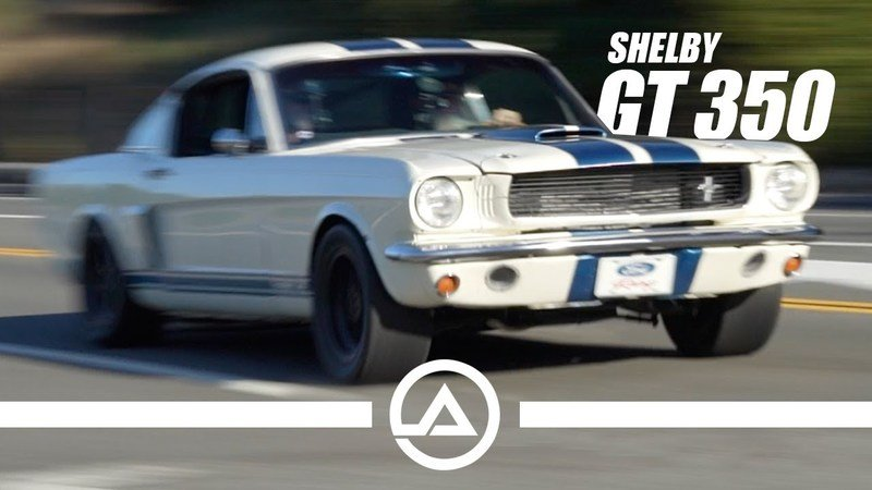 This Classic Shelby GT350 Is Loud and Fast - You Have to See It