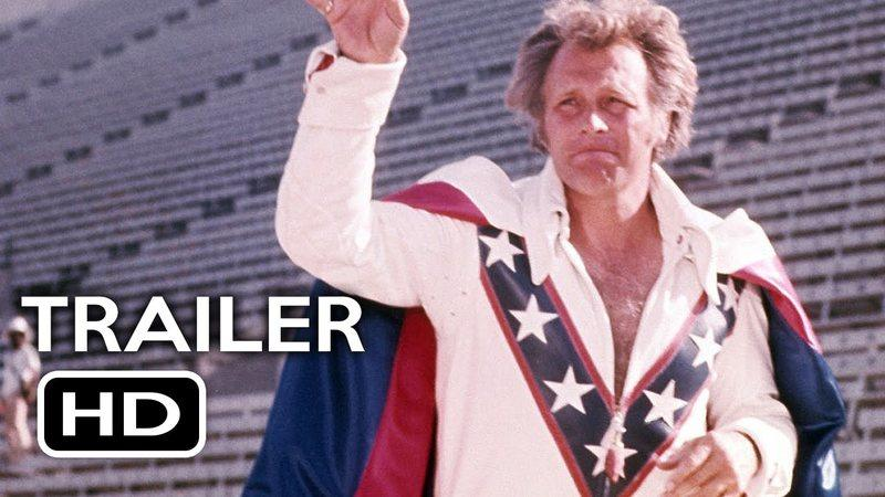 "Video: Johnny Knoxville and History Films Present ""Being Evel"" Documentary"