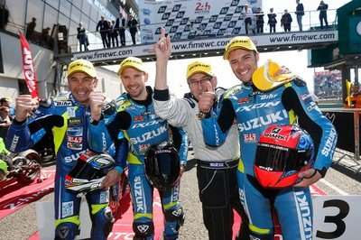 Video: Suzuki Dominates Opening Round Of FIM Endurance Championship At Le Mans