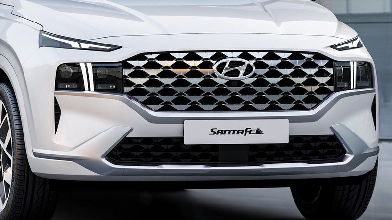 2021 Hyundai Santa Fe - What's New for 2021?