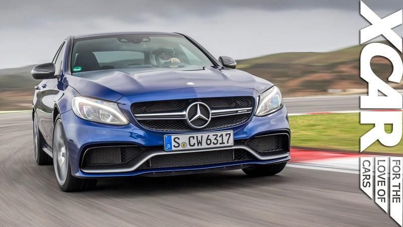 Mercedes-AMG C63 S Reviewed By XCAR: Video