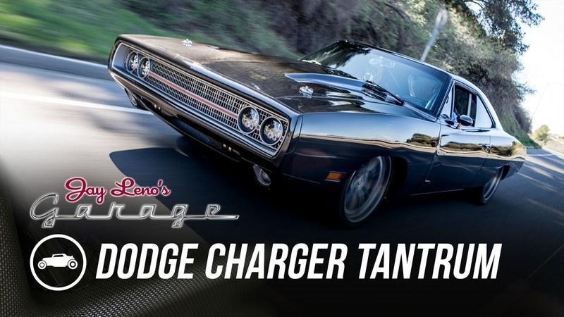 1970 Dodge Charger Tantrum Gets Jay Leno's Attention: Video