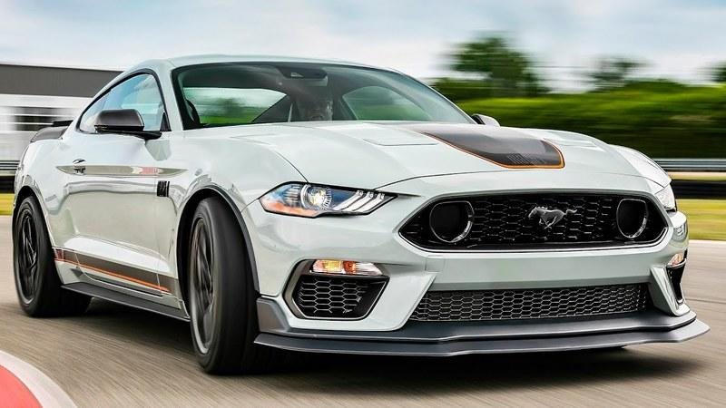 The 2021 Ford Mustang Mach 1 Has Arrived To Make Everything Right In the World