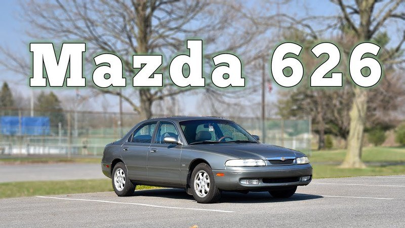 This Review of a 1997 Mazda 626 Will Take You Back to Much Simpler Times With A Few Laughs Included