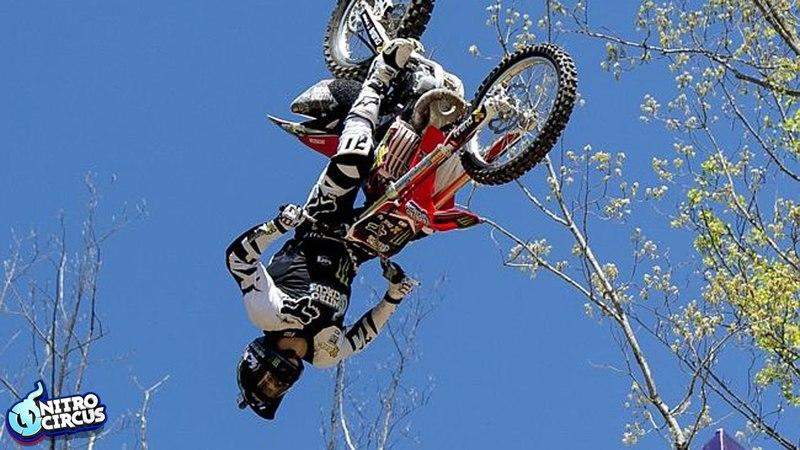 Video: Josh Sheehan Goes Aerial Crazy With Triple Backflip