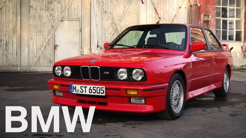 BMW Details The First Generation M3: Video