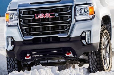 GMC Ups The Ante By Introducing The Off-Road AT4 Trim for The 2020 Canyon